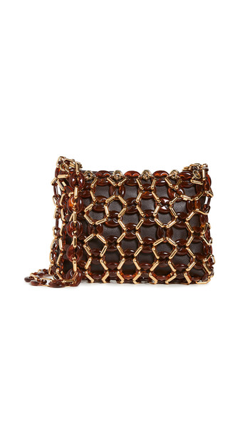 By Far Capria Bag in chocolate