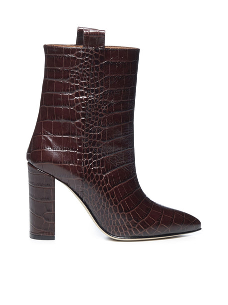 Paris Texas Boots in brown