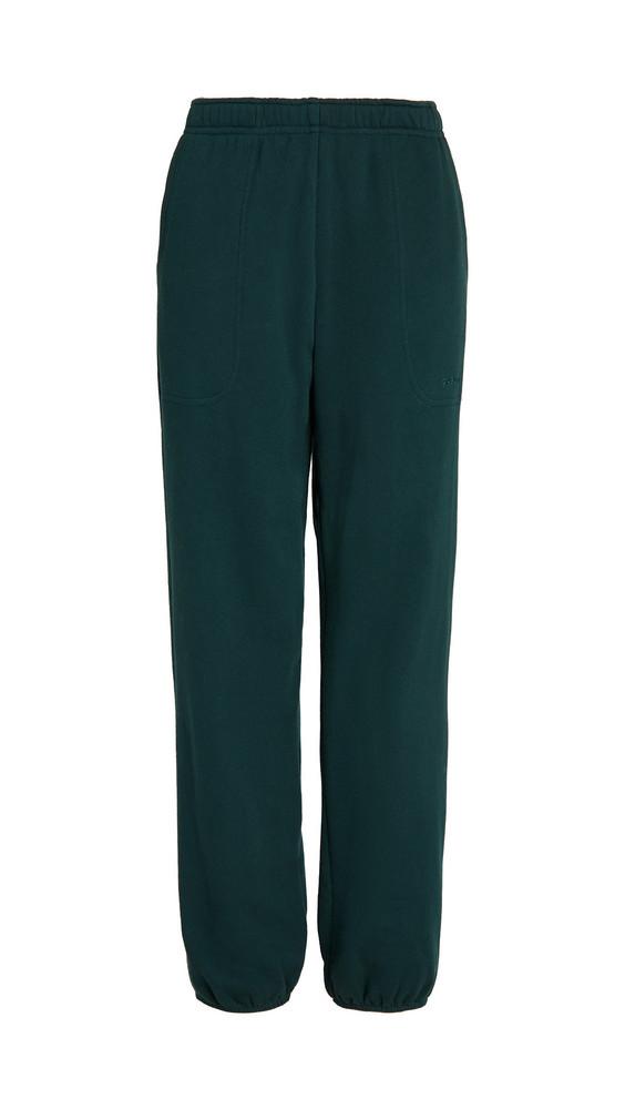 Sablyn Mason Sweatpants in green
