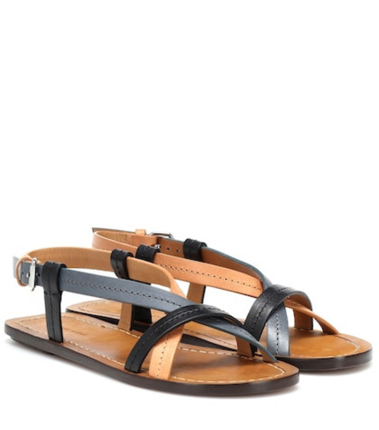 Isabel Marant Jalmee leather sandals
