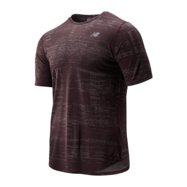 New Balance 93250 Men's Q Speed Breathe Short Sleeve - Purple (MT93250HNA)
