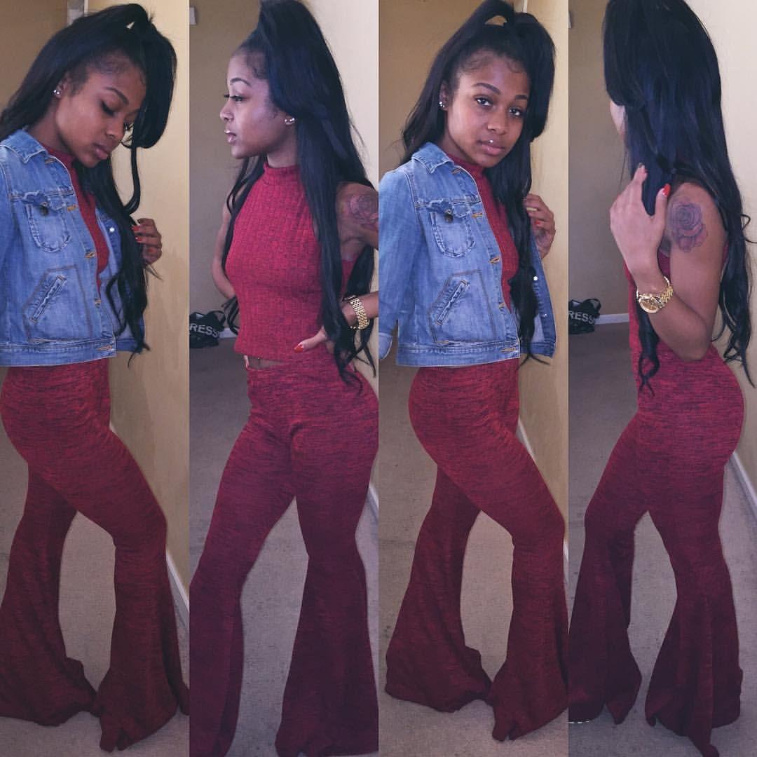 top instagram baddies bad bitches link up fashion clubwear black girls amourjayda
