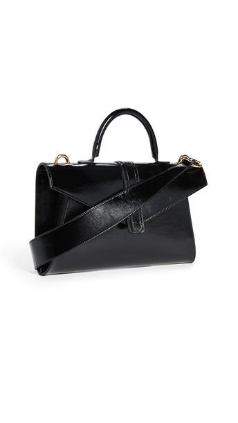 Complet Valery Medium Satchel Bag in black