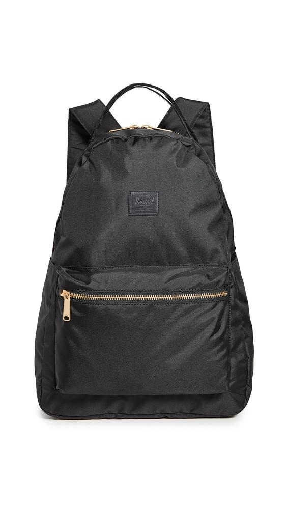 Herschel Supply Co. Herschel Supply Co. Nova Mid-Volume Light Backpack in black