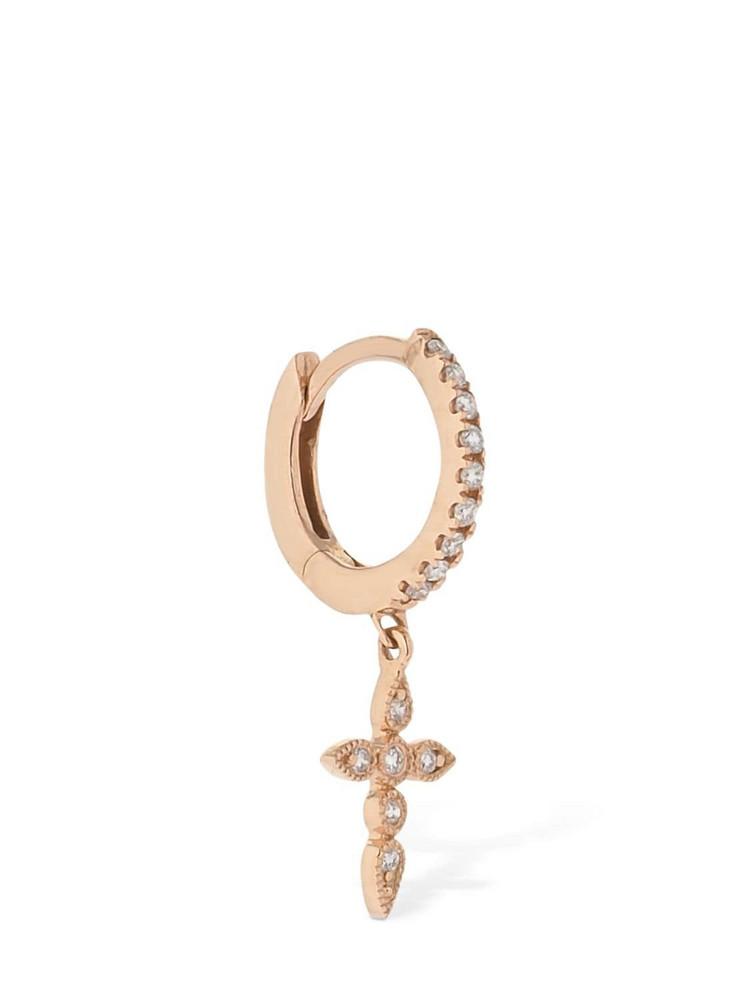 STONE PARIS Céleste 18kt Gold & Diamond Mono Earring