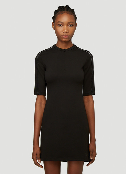 Artica Arbox Piping Dress in Black size M