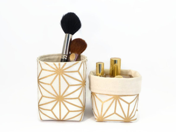nail accessories make up box home accessory home decor