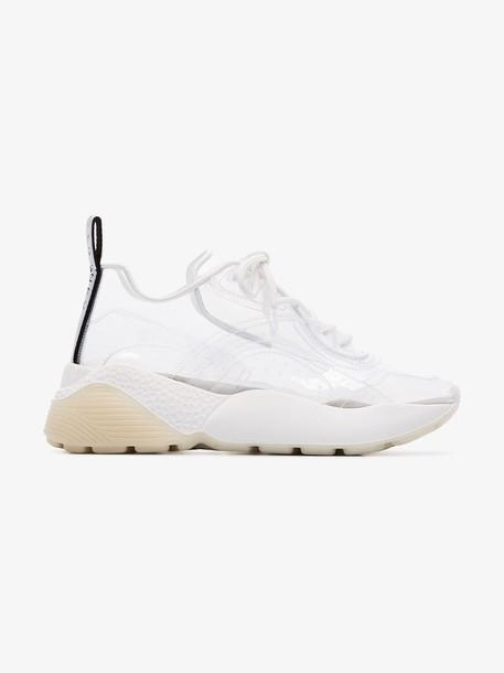 Stella McCartney Eclypse 40 sneakers in white