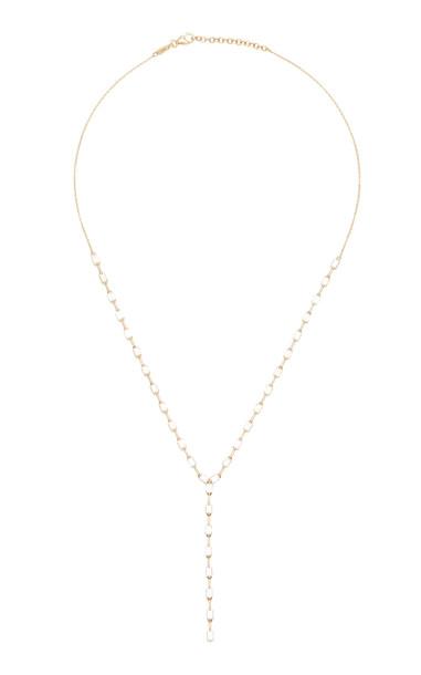 AS29 18K Gold Diamond Necklace