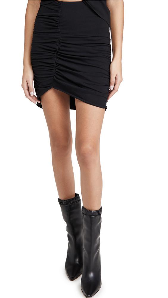 IRO Rollas Skirt in black