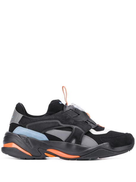 Puma Thunder Disc sneakers in black