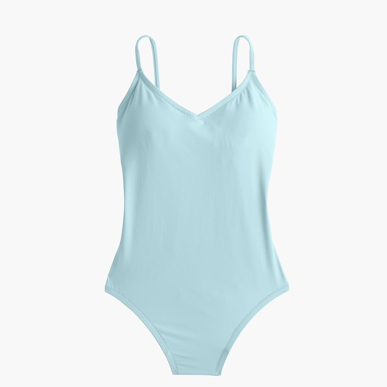 Ballet One-Piece Swimsuit
