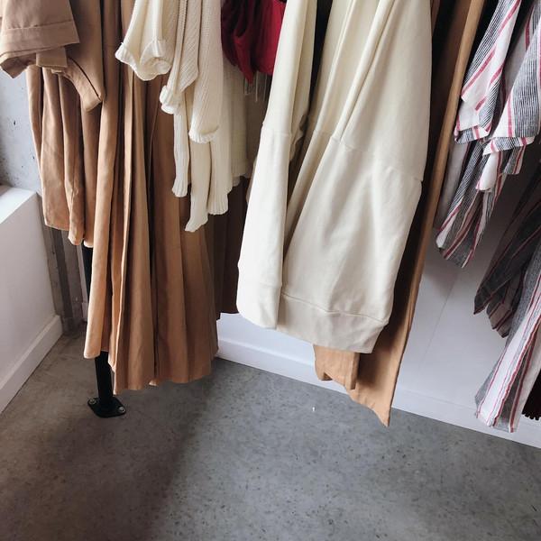 skirt pants top sweater