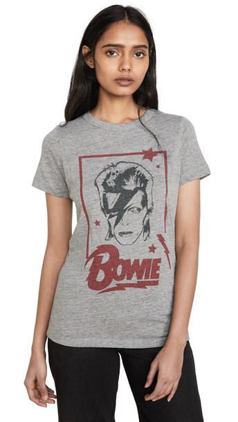 Chaser Bowie Tee in grey