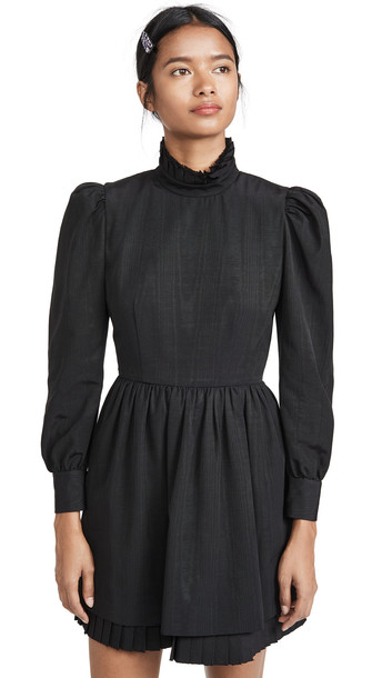 Marc Jacobs The Prairie Dress in black