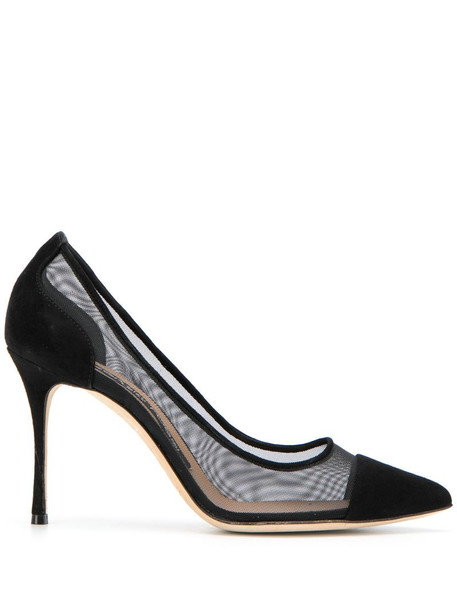Sergio Rossi Godiva pumps in black