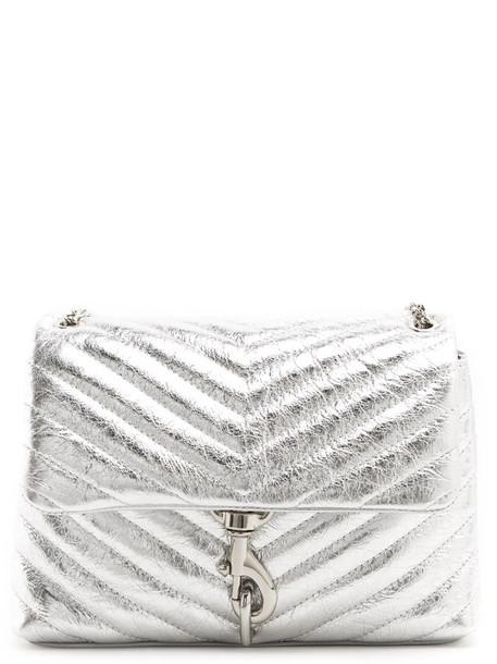 Rebecca Minkoff 'edie Xbody' Bag in silver