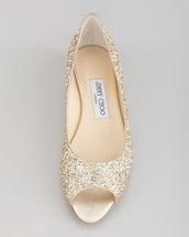 shoes,gold,jimmy choo,gold sequins,gold shoes,flats