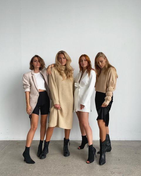 dress skirt jacket
