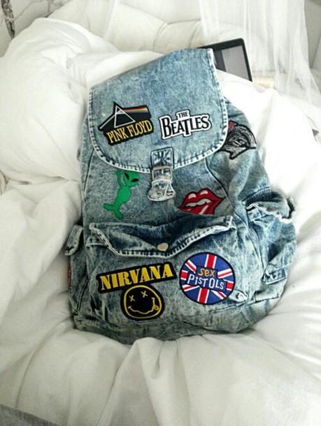 bag grunge music