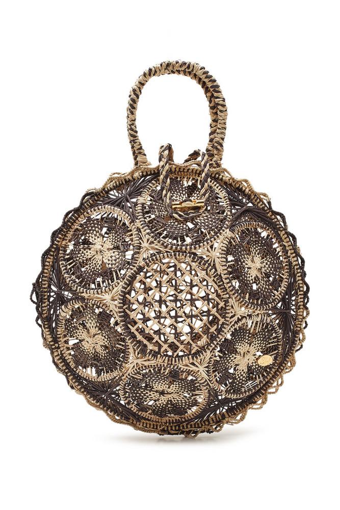 Soraya Hennessy The Paola Handwoven Handbag