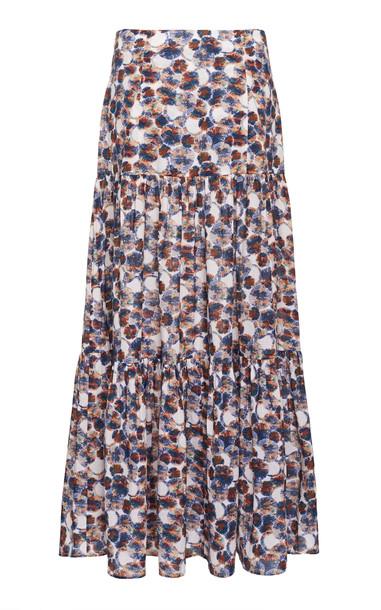 Marysia Palm Desert Maxi Skirt Size: XS in print