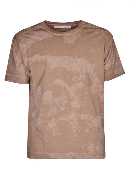 1017 Alyx 9sm Camo Collection T-shirt in taupe