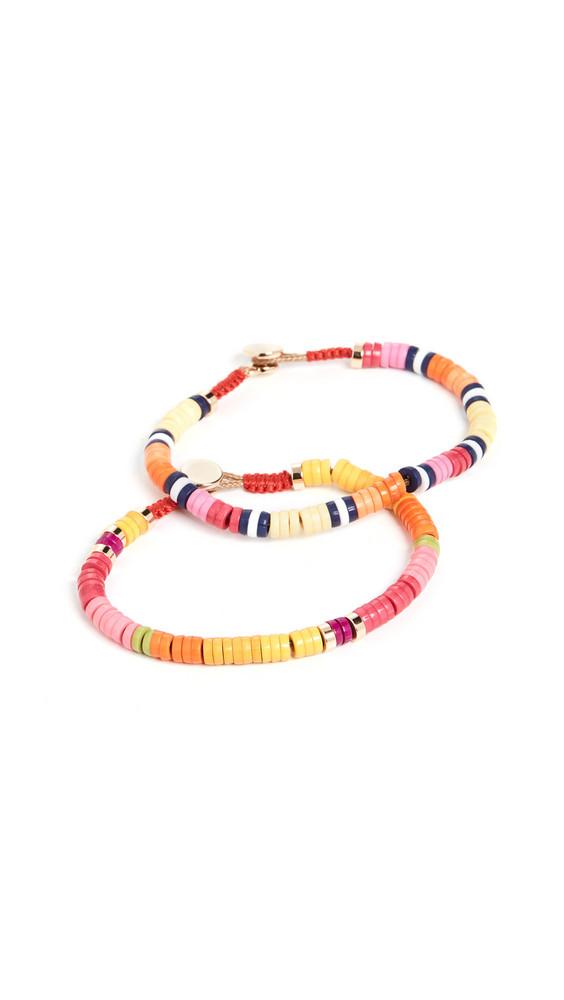 Roxanne Assoulin Name TBC Set of Two Bracelets in multi