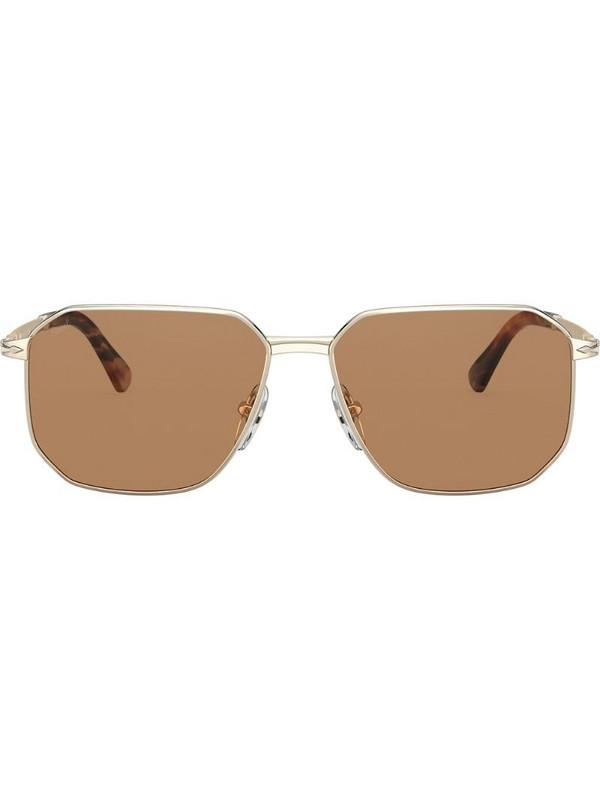 Persol Morris square sunglasses in brown