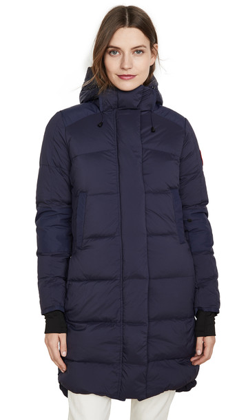 Canada Goose Alliston Coat in navy