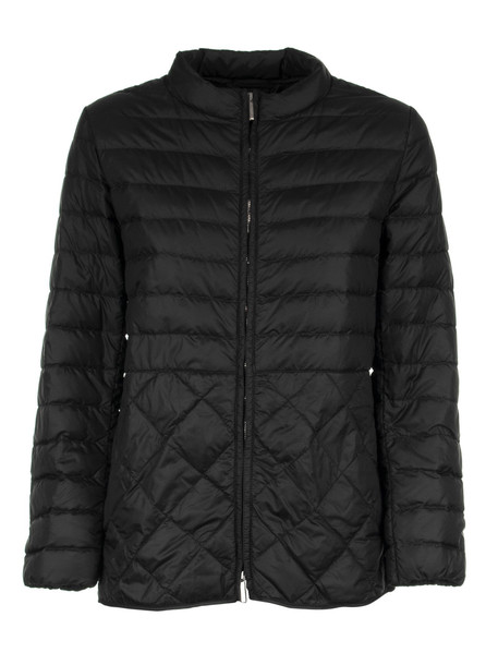 Max Mara Etret Padded Jacket in black