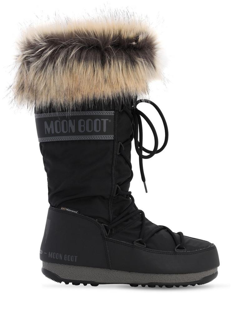 MOON BOOT Monaco Wp 2 Boots in black