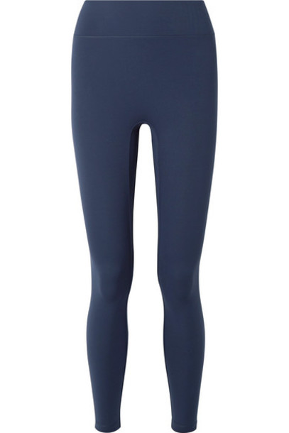 All Access - Center Stage Stretch Leggings - Navy