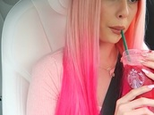 blouse,pink,leah