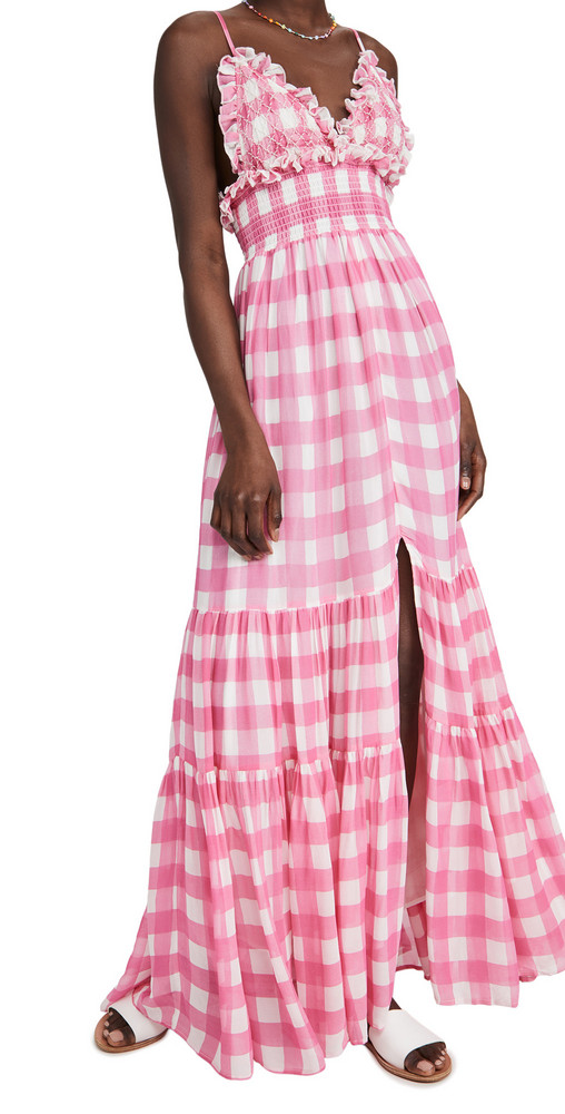 SUNDRESS Catalina Dress in pink
