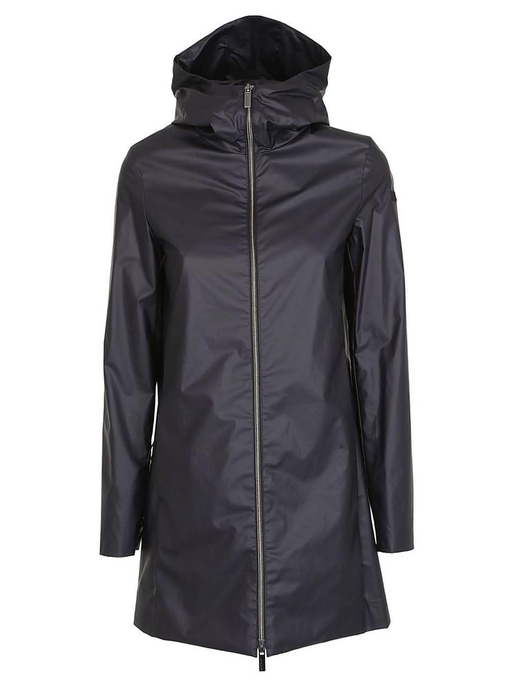 Rrd - Roberto Ricci Design Hooded Jacket in blue