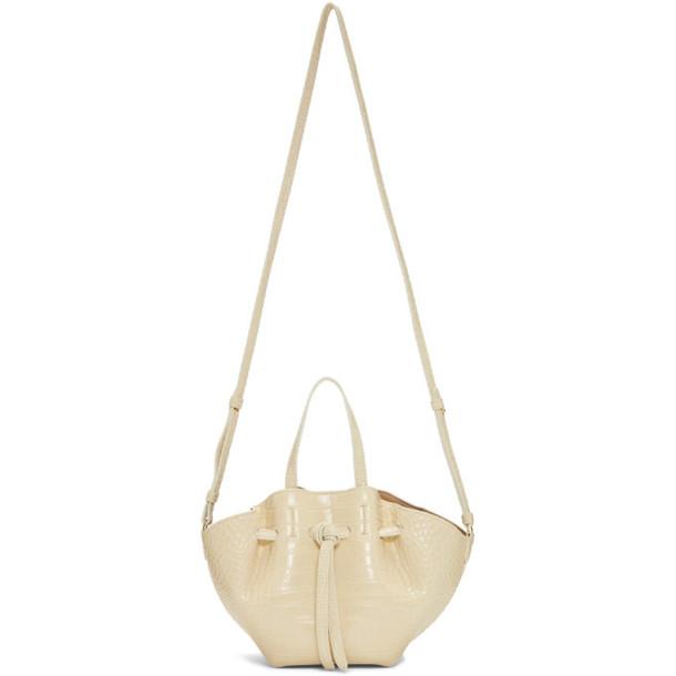 Nanushka Off-White Mini Lynne Bag