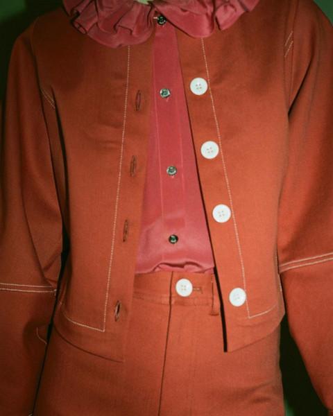 top jacket pants