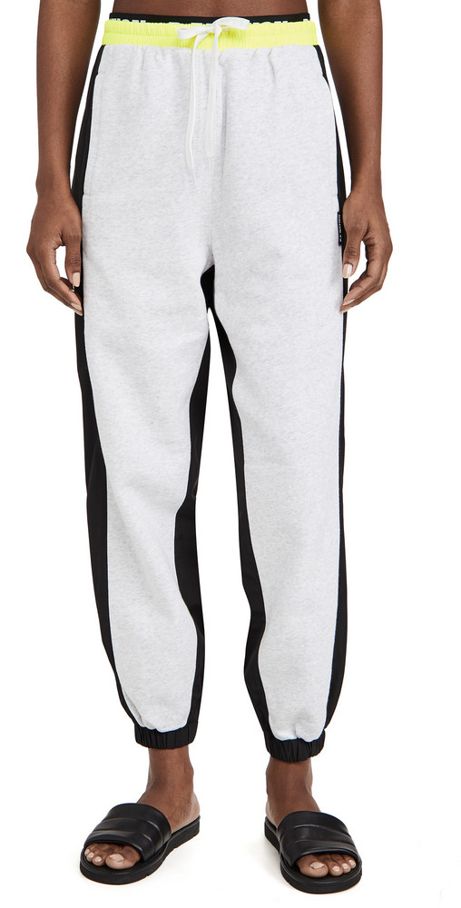 P.E NATION Opponent Track Pants in grey