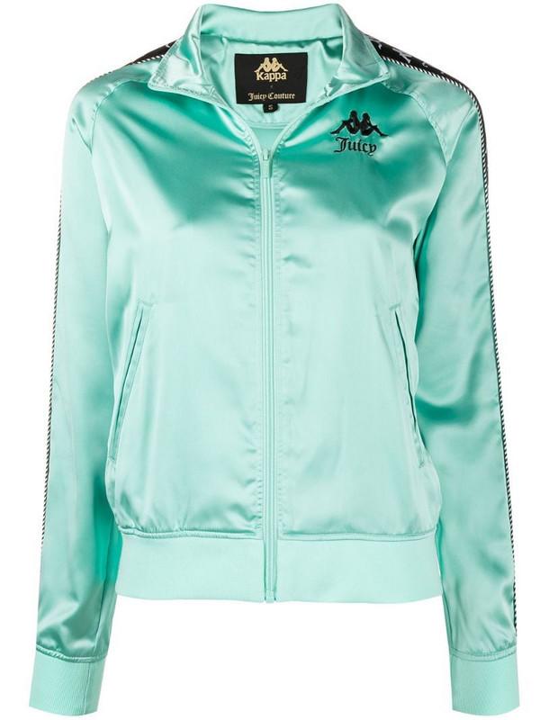 Kappa x Juicy Couture Egira jacket in green