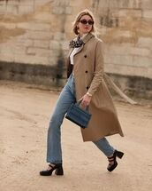 coat,trench coat,dior,pumps,straight jeans,flare jeans,crop tops,dior bag