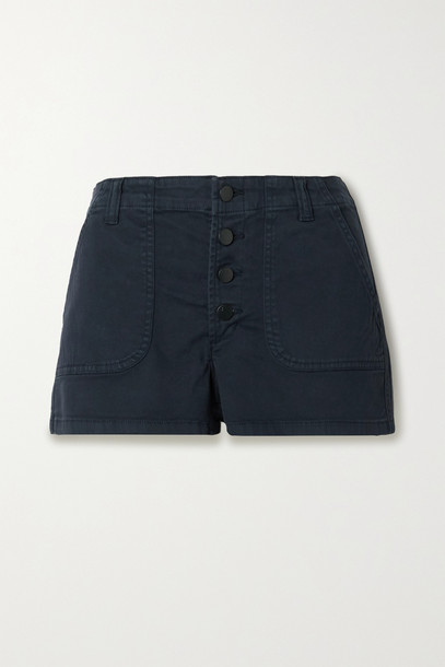 J BRAND - Nomey Denim Shorts - Blue