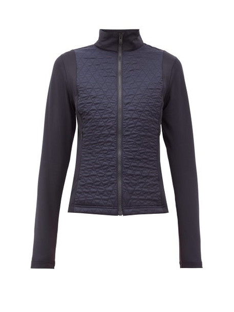 Fusalp - Hermine Diamond-quilted Mid-layer Jacket - Womens - Navy