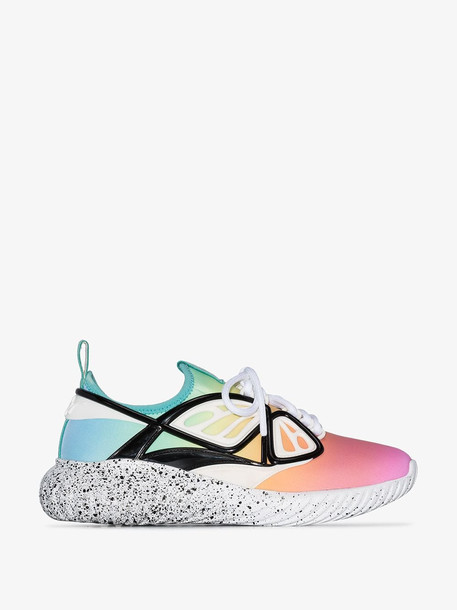 Sophia Webster Multicoloured Fly-By Low Top Sneakers