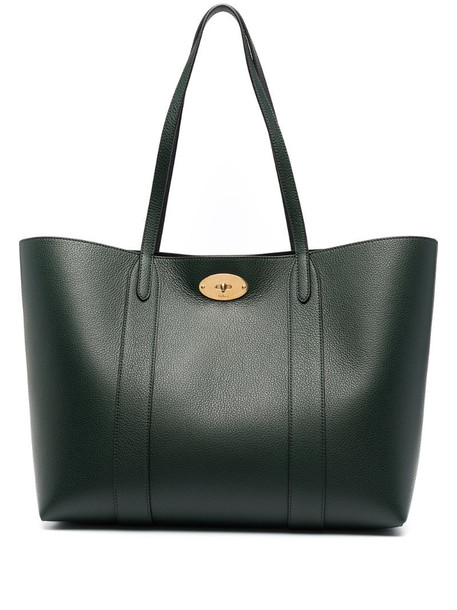 Mulberry small Bayswater tote bag in green