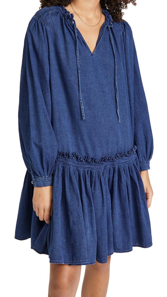 Closed Kari Dress in blue