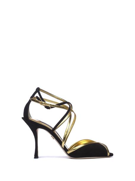 Dolce & Gabbana Dolce & Gabbana Keira Sandals in nero