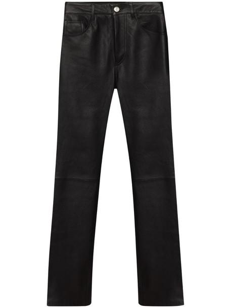 Sunflower five pocket trousers in black