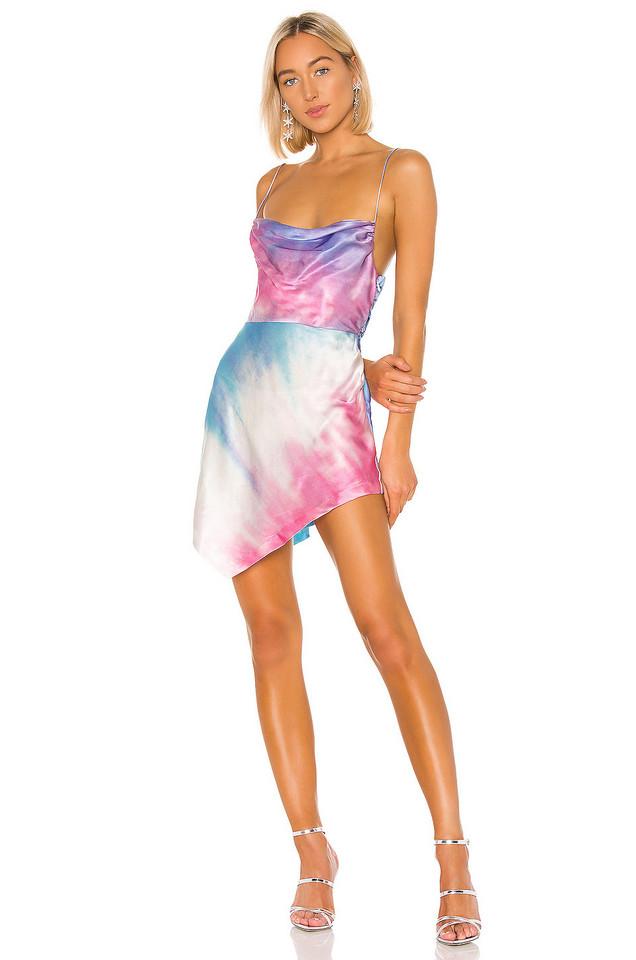 retrofete Auris Dress in pink
