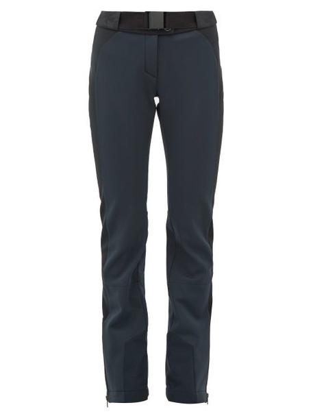 Capranea - Gaia Soft Shell Ski Trousers - Womens - Navy Multi